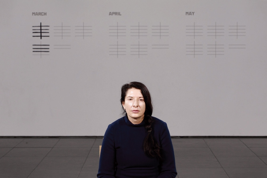 [Global Art]  Marina Abramović: The Artist is Present