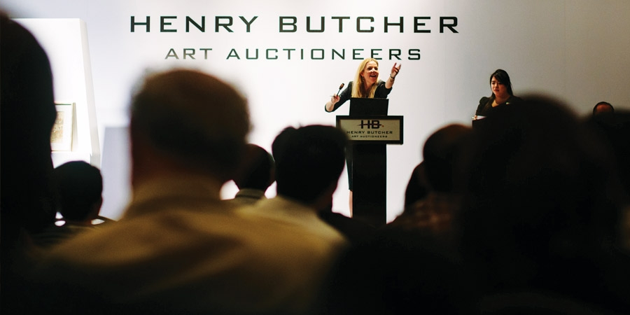 [Art Affairs]  Premium Collection Achieved RM2.25 Million At Henry Butcher's Malaysian & Southeast Asian Art Auction