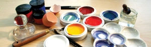 [Did You Know]  Egg Tempera
