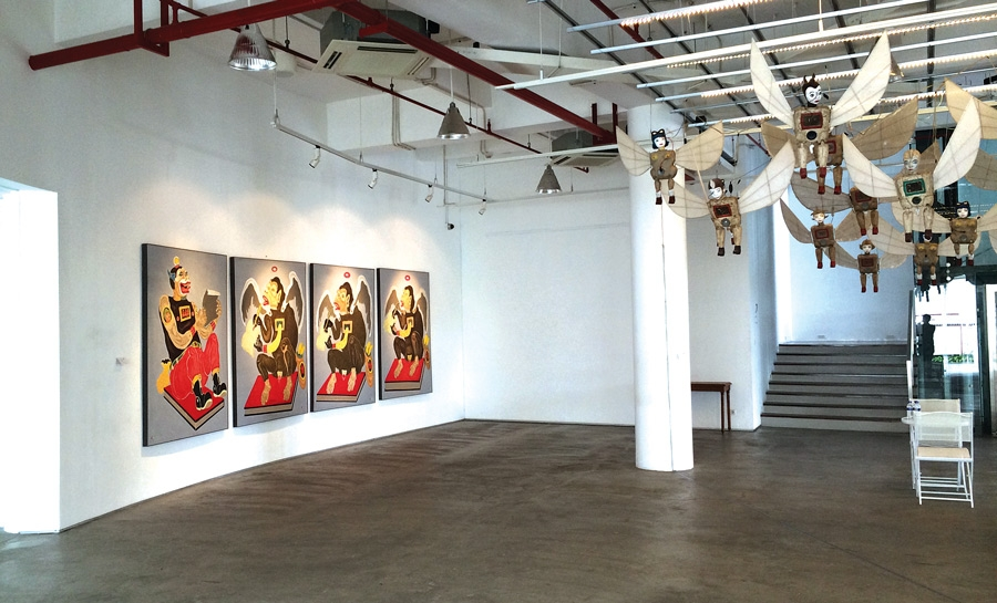 [In Pictures]  Art Happenings in Jakarta